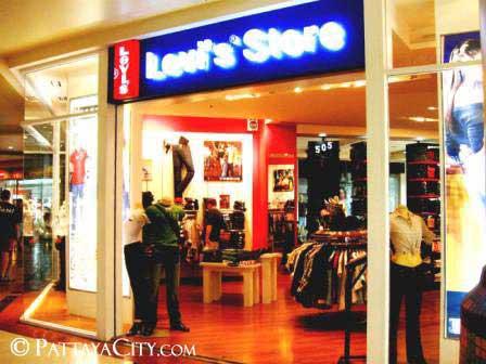 Levi's store in Big C